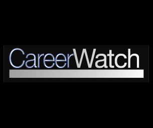 Career Watch logo with a bold underline