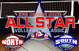 BCAA All-Star Volleyball Classic North takes on SouthCentral