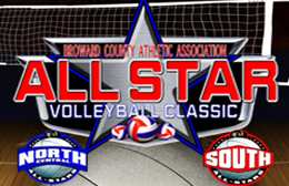 BCAA All-Star Volleyball Classic North Central takes on South
