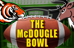 Blanche Ely Tigers take on the Deerfield Beach Bucks (McDougle Bowl)