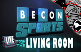 "Jaden Alexis on BECON Sports ""Live from the Living Room"""