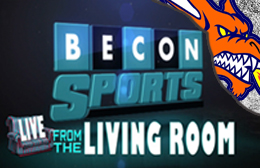 "Terrence Williams on BECON Sports ""Live from the Living Room"""
