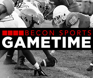 BECON Sports Gametime Football Players